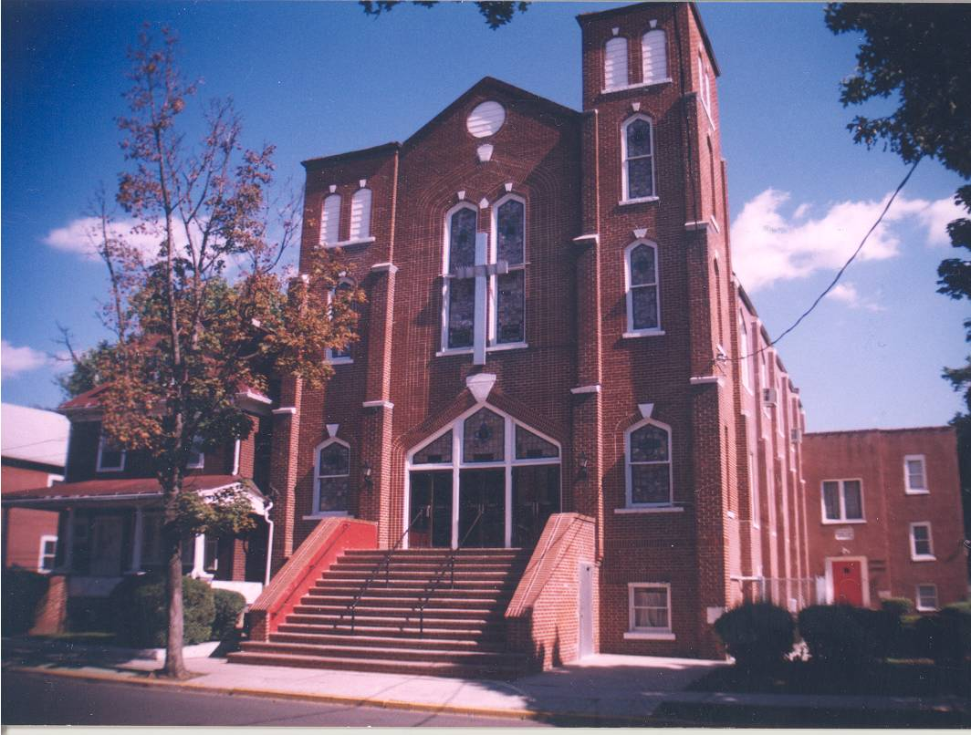 Shiloh - Church building from 1940's through 1990's