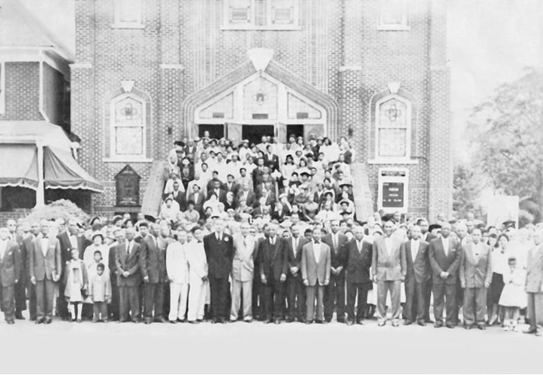 Shiloh Congregation - 1950's
